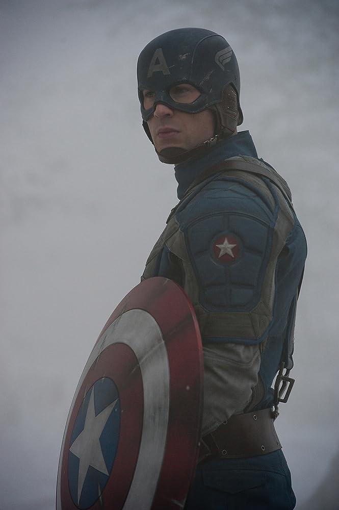 Kaptan Amerika: ilk Yenilmez | TR Dublaj 1080p Ekran Görüntüsü 1