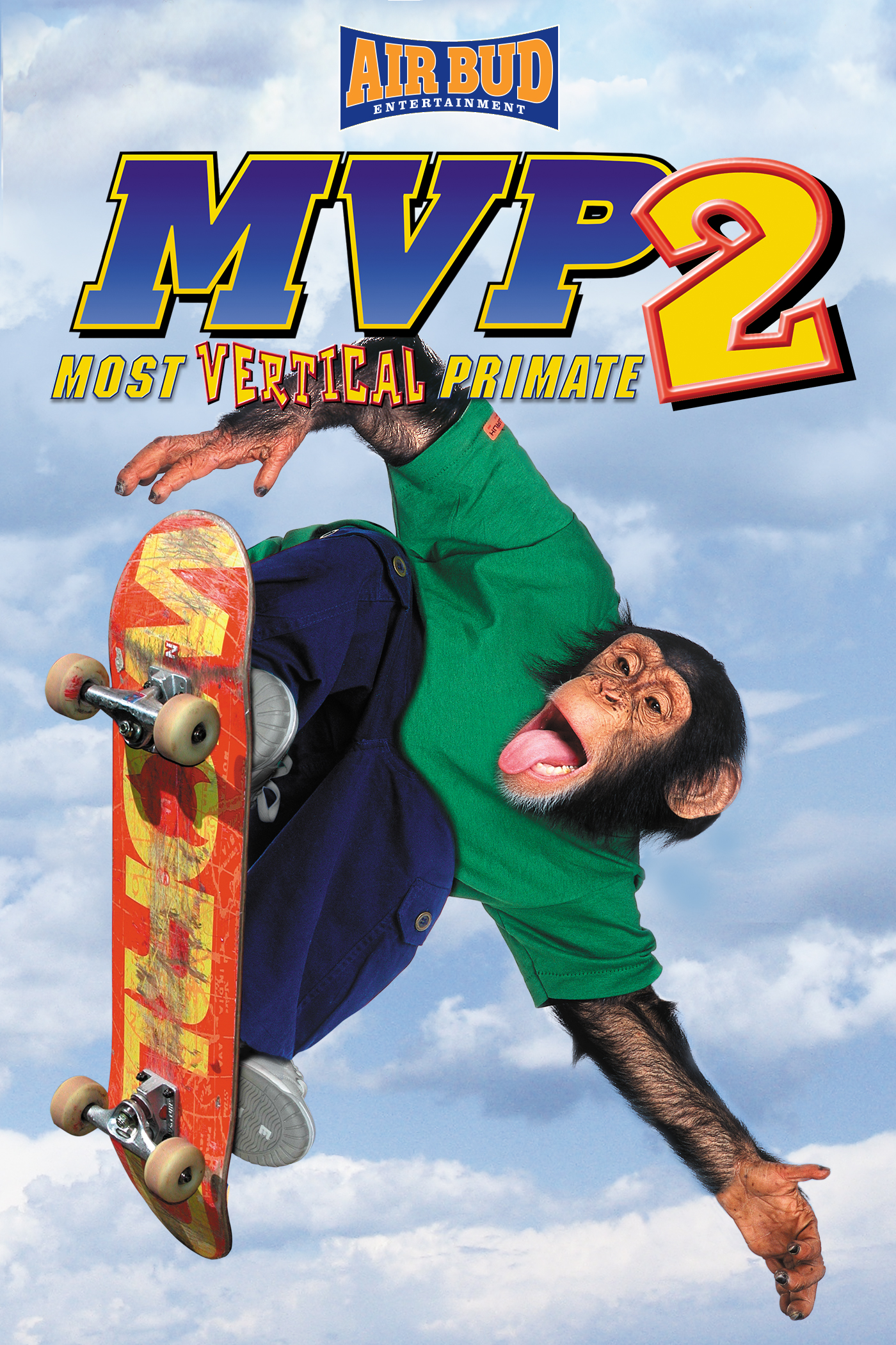 MVP: Most Vertical Primate (2001) - IMDb