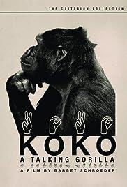 Koko: A Talking Gorilla Poster