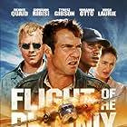 Dennis Quaid, Giovanni Ribisi, Miranda Otto, and Tyrese Gibson in Flight of the Phoenix (2004)