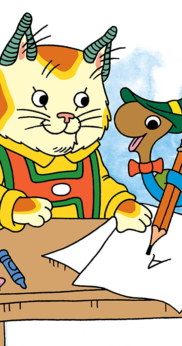 The Busy World of Richard Scarry (TV Series 1993–1997) - IMDb