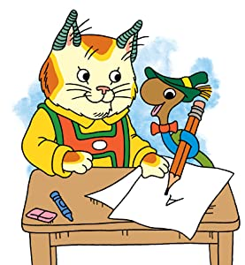 Full downloadable mpeg movies The Busy World of Richard Scarry by [320x240]