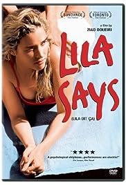 Lila Says Poster