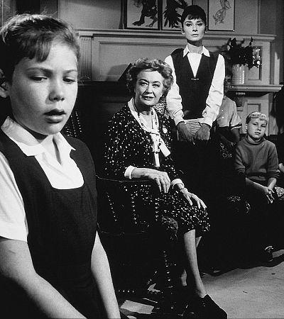 """9686-18 """"Children's Hour, The"""" Audrey Hepburn 1961 UA"""