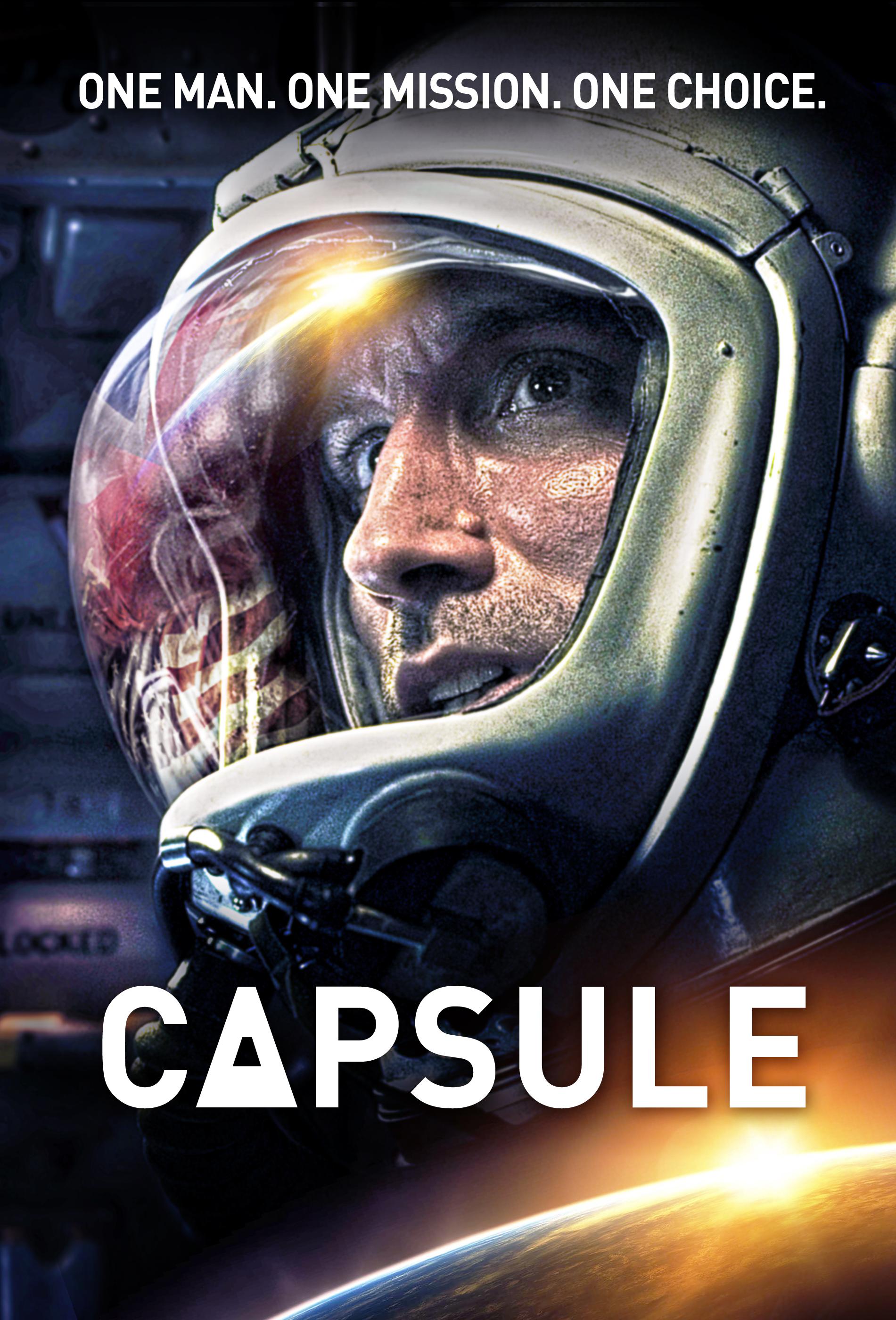 Edmund Kingsley and Lisa Greenwood in Capsule (2015)