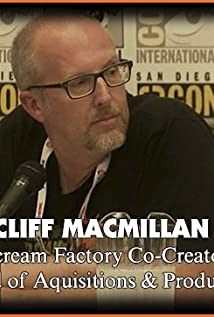Cliff MacMillan Picture