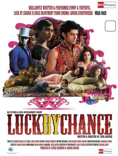 Luck by Chance (2009) Hindi 720p HDTVRip x264 1.3GB