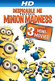 Despicable Me: Minion Madness Poster