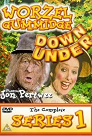 Worzel Gummidge Down Under Poster