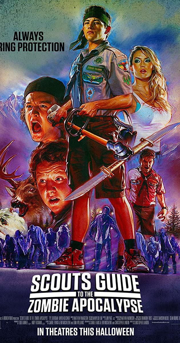 Free Download Scouts Guide to the Zombie Apocalypse Full Movie