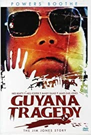 Guyana Tragedy: The Story of Jim Jones (1980) Poster - Movie Forum, Cast, Reviews