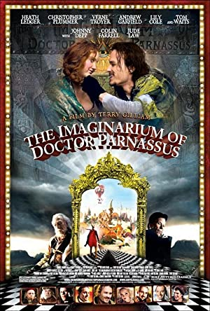 The Imaginarium of Doctor Parnassus Poster Image