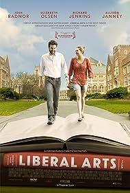 Elizabeth Olsen and Josh Radnor in Liberal Arts (2012)