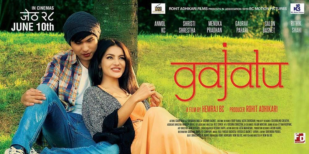 Gajalu (2016)