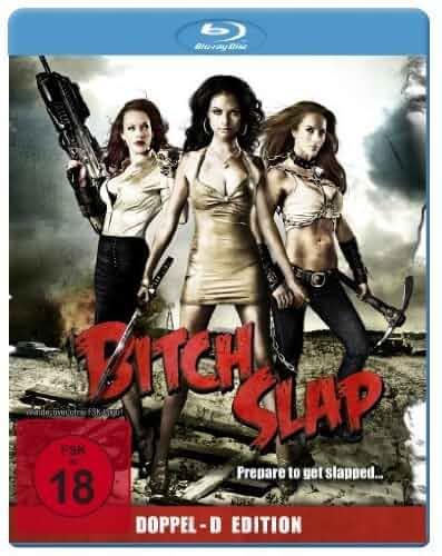 Bitch Slap (2009) in Hindi