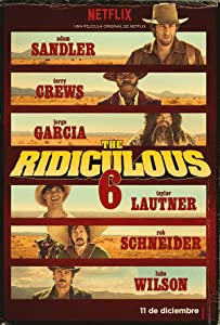 MP4 downloads movie The Ridiculous 6 USA [mp4]