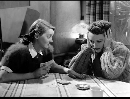"""""""The Great Lie"""" Bette Davis and Mary Astor"""