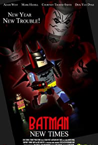 Primary photo for Batman: New Times