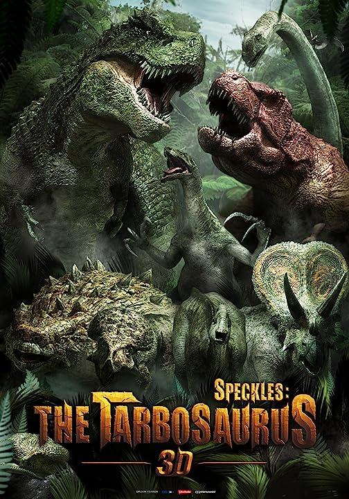 Speckles: The Tarbosaurus (2012) Hindi Dubbed