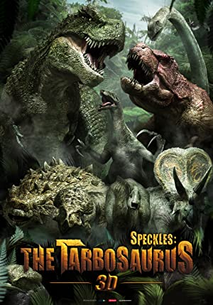 Speckles: The Tarbosaurus