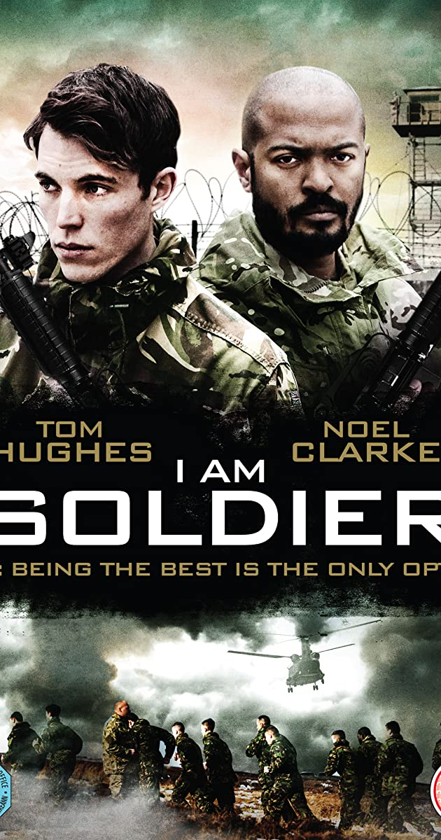 Subtitle of I Am Soldier