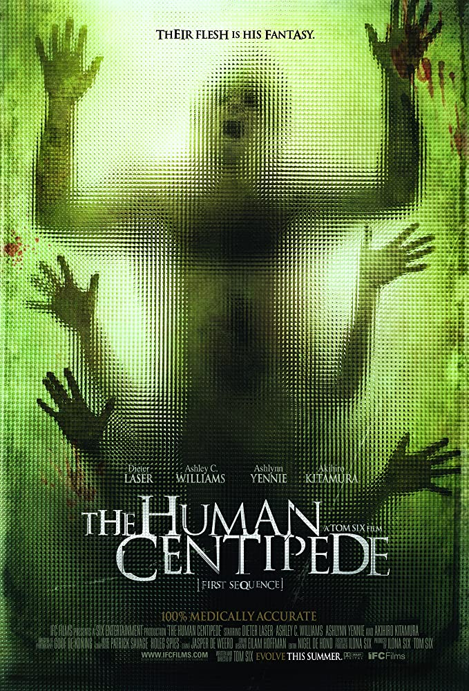 The Human Centipede (First Sequence) (2009)