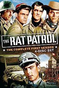The Rat Patrol (1966) Poster - TV Show Forum, Cast, Reviews