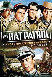 The Rat Patrol Poster