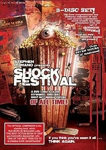 Watch online english movie pirates Stephen Romano Presents Shock Festival [480x320]