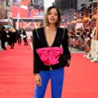 Naomie Harris at an event for Rampage (2018)