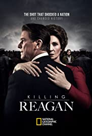 Killing Reagan Poster