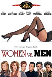 Women vs. Men Poster