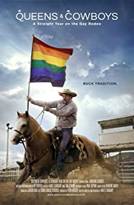Queens \u0026 Cowboys: A Straight Year on the Gay Rodeo by Marc de Guerre