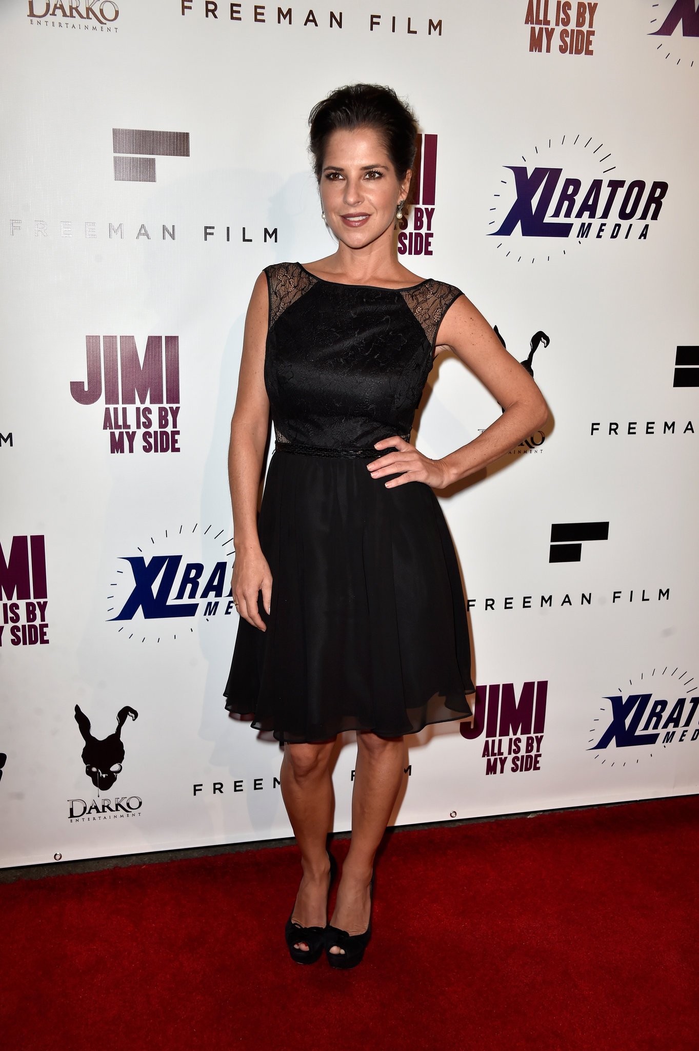 Kelly Monaco at an event for Jimi: All Is by My Side (2013)