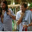 Bill Paxton and Paul Soter in Club Dread (2004)