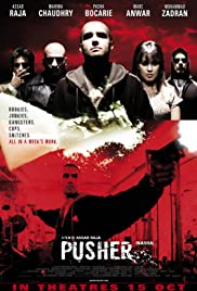 Pusher (2010) Poster - Movie Forum, Cast, Reviews