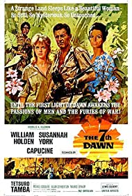 The 7th Dawn (1964) Poster - Movie Forum, Cast, Reviews