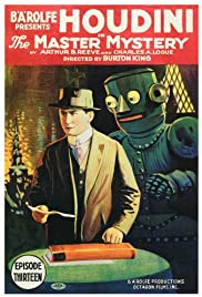 The Master Mystery Poster