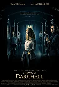 Uma Thurman, Rosie Day, AnnaSophia Robb, Isabelle Fuhrman, Victoria Moroles, and Taylor Russell in Down a Dark Hall (2018)