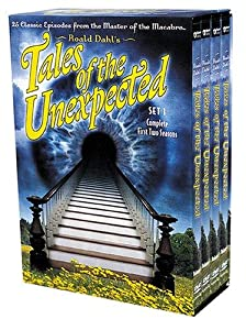 Tales of the Unexpected by Mark Stuart