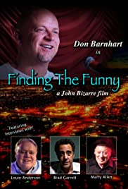 Finding the Funny Poster