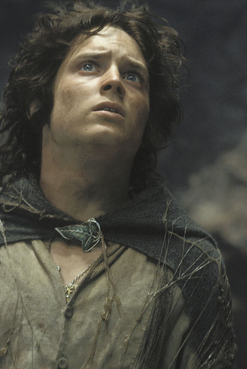 Elijah Wood in The Lord of the Rings: The Return of the King (2003)