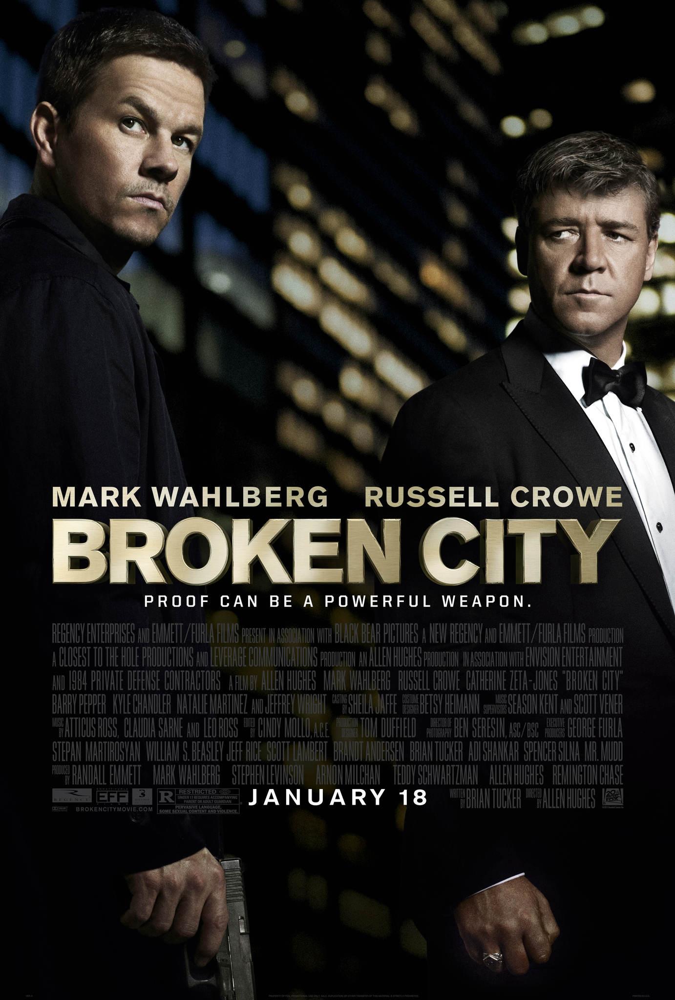 Broken City 2013 Imdb