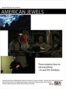 Computer movie watching American Jewels by none [HD]
