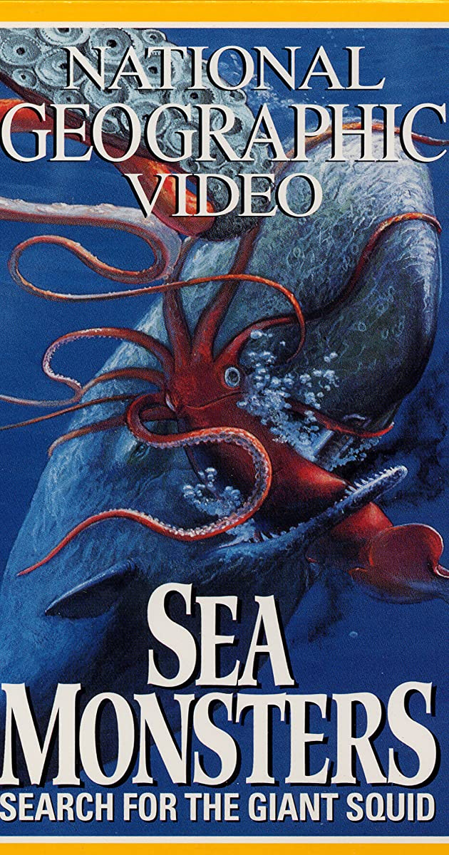 Sea Monsters: Search for the Giant Squid (TV Movie 1998) - IMDb