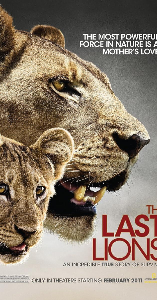 Subtitle of The Last Lions