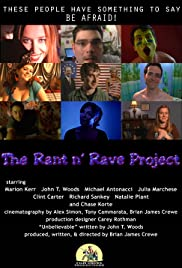 The Rant n' Rave Project Poster