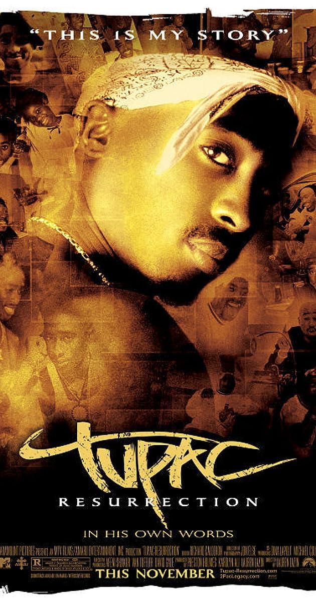 tupac resurrection film