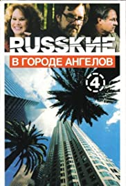 Russians in the City of Angels Poster