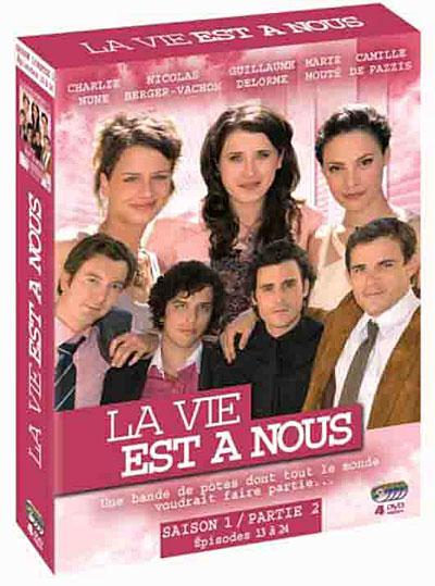 La vie est a nous (2009) Marie Moute, Camille de Pazzis, Guillaume Delorme